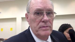 Watch Sen. Jerry Tillman, Republican from Archdale, as he talks about a proposed bill that would replace Common Core with new standards to be developed.  Video by Jane Stancill, jstancill@newsobserver.com