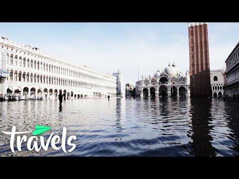 Венеција и уште 9 популарни туристички дестинации кои се во опасност поради климатските промени