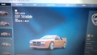 Forza Motorsport 6 Part 8:The Weirdest Lancia Ever!!