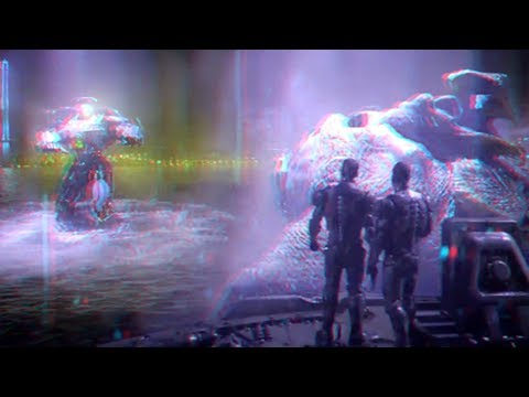 Pacific Rim - Clip (2013)(3D)(Side By Side) Go Big Or Go Extinct #1