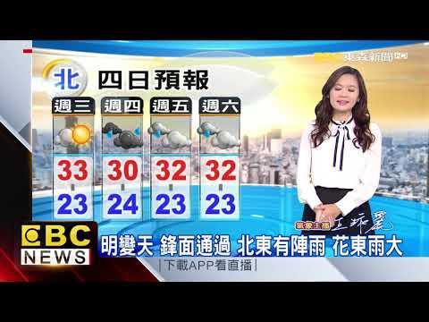氣象時間 1090923 早安氣象@東森新聞 CH51