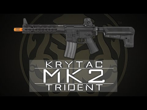 Krytac Trident MK2 Airsoft M4 Overview | Limited Time Coupon! | AirsoftGI.com