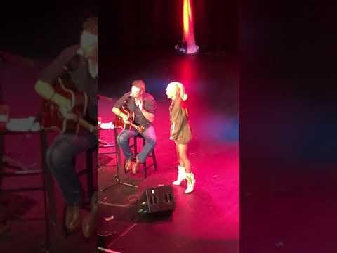 Blake and Gwen duet 4/13