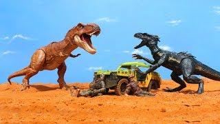 Jurassic World: Survival 3 - FULL MOVIE (2018) [HD] Sci-Fi/Adventure