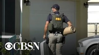 Home of Brian Laundrie, fiancé of Gabby Petito, searched by FBI