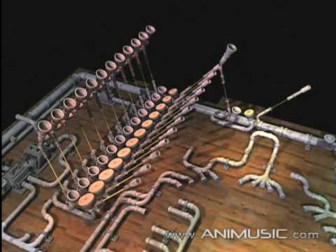 """Pipe Dream Set"" - Animusic.com"