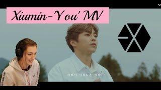 [STATION 3] XIUMIN 시우민 '이유 (You)' MV Reaction