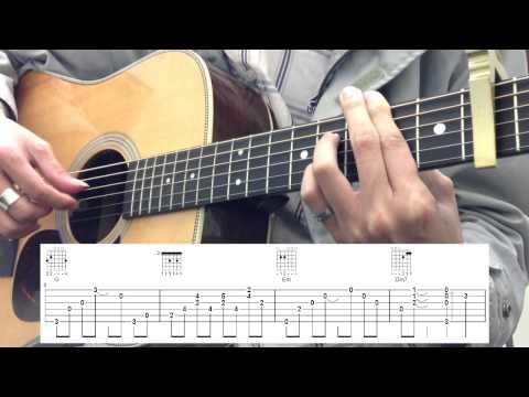 [吉他教學] 方炯鑌 - 遺憾 (副歌)