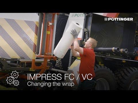 Nuovo video: sostituzione del rocchetto della pellicola nelle rotopresse IMPRESS con fasciatore