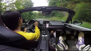 MAZDA MX5 ND MOUNTAIN DRIVE