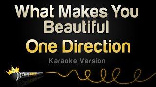 One Direction - What Makes You Beautiful (Karaoke Version)