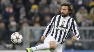 Andrea Pirlo best dribbles, passes and goals at Juventus