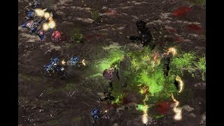 HateMe (Z) v uThermal (T) on King's Cove - StarCraft2 - Legacy of the Void 2019