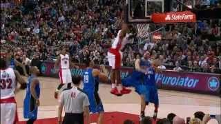 NBA HIGHEST JUMPS   HD