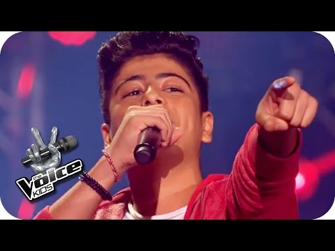 A Great Big World - Say Something (Can)   The Voice Kids 2016   Blind Auditions   SAT.1