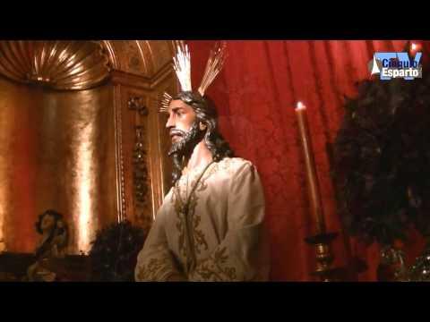 Besamanos de Nuestro Padre Jesús Ante Anás del Dulce Nombre
