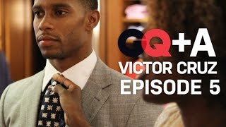 Victor Cruz on How to Look Like a Style All-Star – GQ+A – GQ Magazine