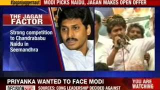 Jagan Mohan Reddy: Open to alliance with anyone except the Congress