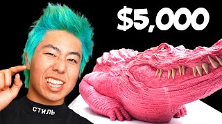 Best Gum Art Wins $5,000 Challenge! | ZHC Crafts