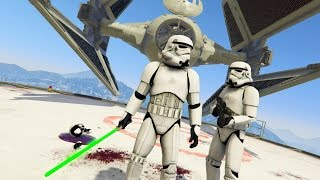 GTA 5 Mods - STAR WARS STORMTROOPER MOD + MORE!! GTA 5 Star Wars Mod Gameplay! (GTA 5 Mods Gameplay)