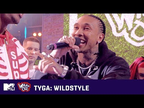 Tyga Claps Back At Nick Cannon w/ BARS!   Wild 'N Out   #Wildstyle