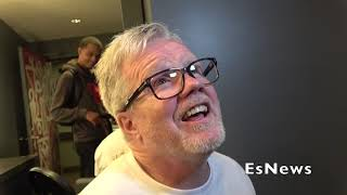 Freddie Roach Right After Vargas KO & Wants Munguia Next EsNews Boxing