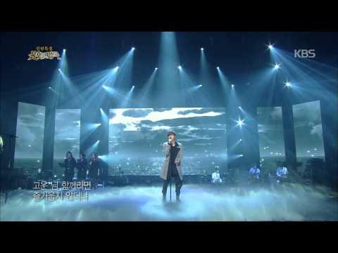 [HIT] 불후의 명곡2, 신년(New Year) 특집-정동하(Jung Dong Ha) - 사노라면.20150103