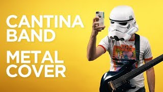 STAR WARS - Cantina Band - (METAL/ROCK cover version)