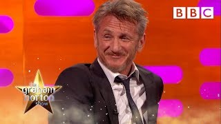 Sean Penn on his daughter's first date | The Graham Norton Show - BBC
