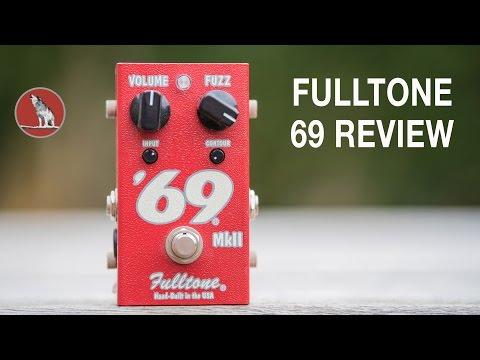 Fulltone 69 mkII Fuzz