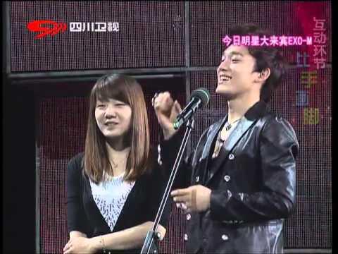 【中國愛大歌會】120729 EXO-M (Full)*Part 1*