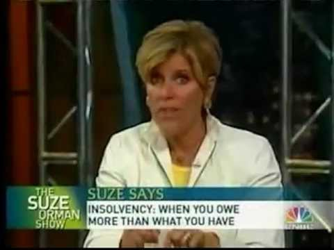 suze orman credit card tips
