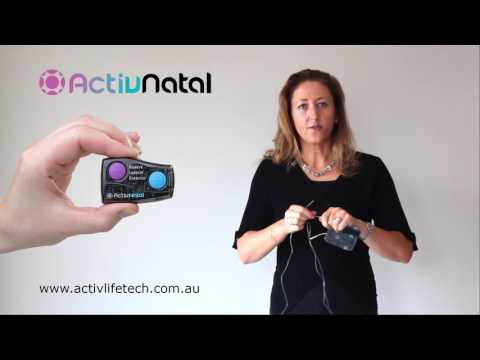 ActivNatal Labour TENS Machine