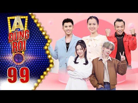 A! Đúng Rồi   Tập 99: Lâm Vỹ Dạ bỏ làm MC đi theo Quang Hùng Master D vì bản live