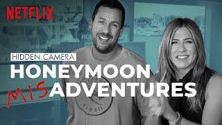 Adam Sandler & Jennifer Aniston Help Husband Prank His Wife | Murder Mystery | Netflix