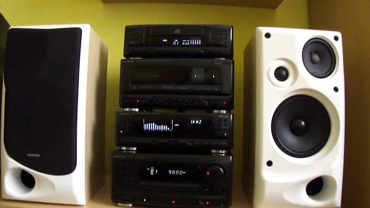 kenwood ud 90 high end best audio system ever youtube. Black Bedroom Furniture Sets. Home Design Ideas