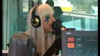 Lady Gaga interview from 2008