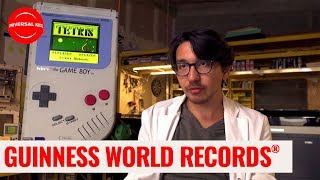 Largest Game Boy | Guinness World Records: Officially Amazing | Universal Kids