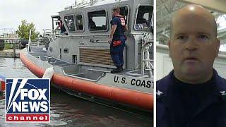 Coast Guard captain talks deployments responding to Florence