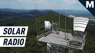 A Solar-Powered Radio Station Converts Sunlight into Music in Arkansas | Mashable