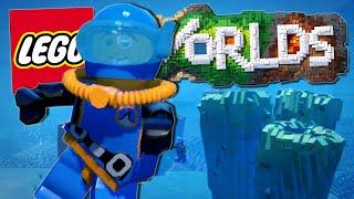 Lego Worlds   THE UNDERWATER ADVENTURE!! [#9]