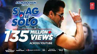 SWAG SE SOLO – Sachet Tandon – Tanishk Bagchi – Salman Khan