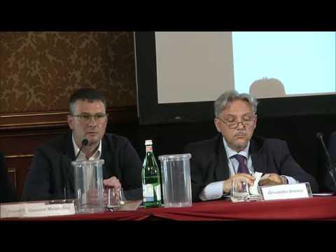 Giovanni Malanchini, Sindaco di Spirano (Bg) al convegno As.Tro di Milano