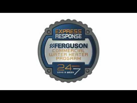 Ferguson Commercial Water Heater Program