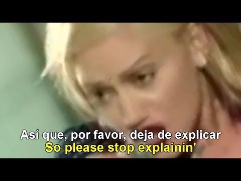 No Doubt (Gwen Stefani) - Don't Speak [Lyrics English - Español Subtitulado]
