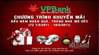 VPBank - Nhan qua Trung nha - South -  5s