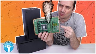 I Bought ANOTHER Broken Xbox Series X - Can I Fix It? +Bonus Power Supply Repair