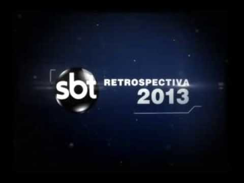 Chamada Retrospectiva SBT 2013 - 26/12/13 - Smashpipe Entertainment