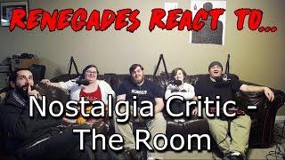 Renegades React to... Nostalgia Critic - The Room