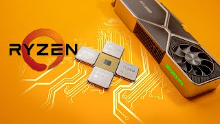 RTX 3080 Benchmarks on RYZEN CPUs - Scaling from 1300X to 3950X!